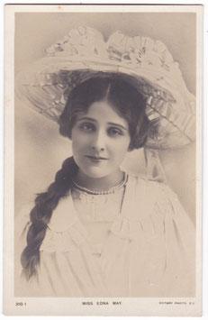 Edna May. Rotary 210 I