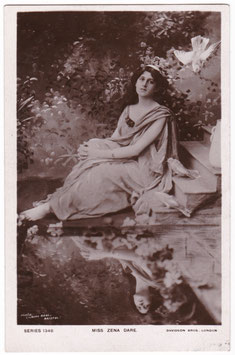 Zena Dare. Davidson Series 1348