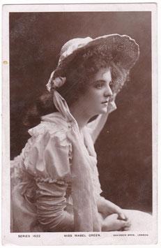 Mabel Green. Davidson Series 1622