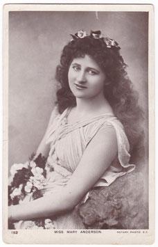 Mary Anderson. Rotary 182
