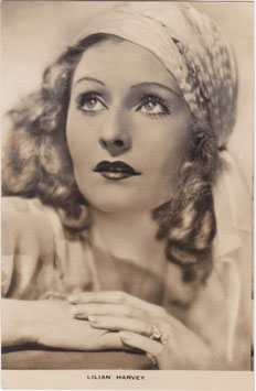 Lilian Harvey. Film Weekly Series