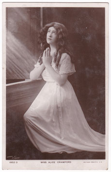 Alice Crawford. Rotary 1852 O