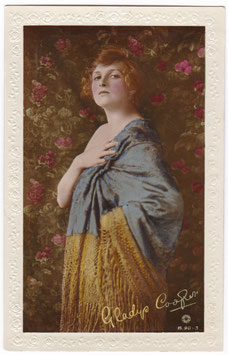 Gladys Cooper. Rotary B 90-3