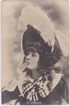 Marguerite Ugalde. Mezzo-soprano. 55e No. 7
