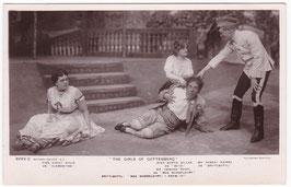 "Gertie Millar, Edmund Payne ""The Girls Of Gottenberg"" Rotary 3293 C"