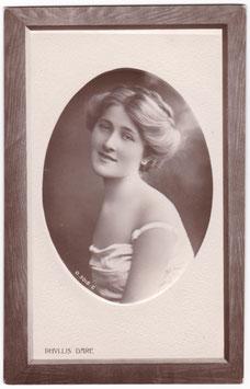 Phyllis Dare. Rotary O. 3018 C
