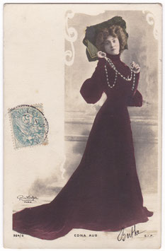 Edna Aug. Reutlinger Paris. 924/5