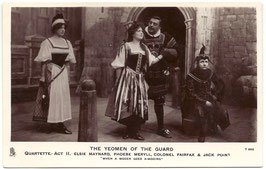 The Yeoman Of The Guard. Quartette. Act II. Tucks T 865