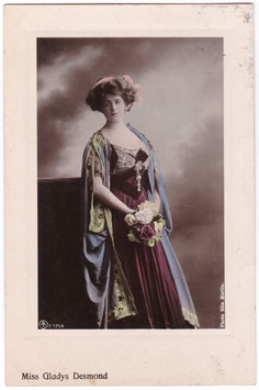 Gladys Desmond. Aristophot E 1754