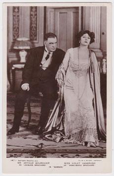 "Arthur Bourchier and Violet Vanbrugh ""Samson"" Rotary 147 I"