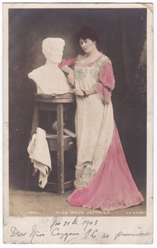 Maud Jeffries. Beagles 657