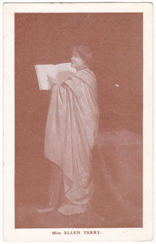 Ellen Terry. Shakespeare's Heroines. Assembly Rooms, Bath