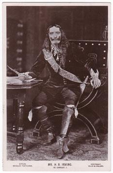 H B Irving as Charles I. Beagles 273 S