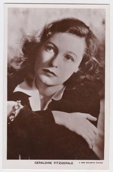Geraldine Fitzgerald. Picturegoer 1277