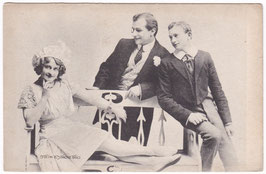 Stein Esthor Trio. Comedy acrobats