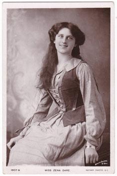 Zena Dare. Rotary 1607 H