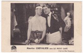 Le Petit Café. Maurice Chevalier. Cine-Palace. 1931