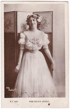 Sylvia Storey. Rival Series 1069