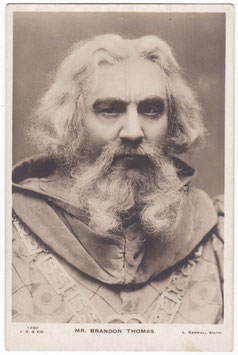 "Brandon Thomas as John Of Gaunt ""Richard II"" Beagles 1230"