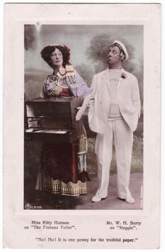 "Kitty Hanson and W H Berry ""Havana' Aristophot EB 129"