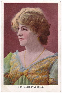 Marie Studholme. MS1