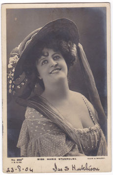 Marie Studholme. Beagles 206 O