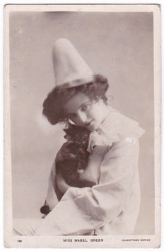 Mabel Green. Valentines Series 762