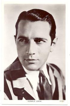 Donald Cook. Picturegoer 887