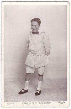 "Thomas Doyle ""Katawampus"" Guttenberg 1063"