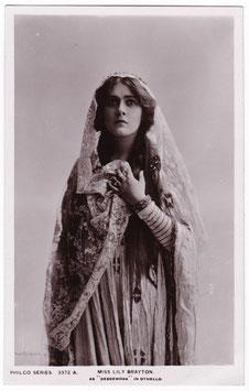 """Lily Brayton """"Othello"""" Philco Series 3372 A"""