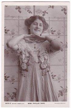 Phyllis Dare. Rotary 4470 C