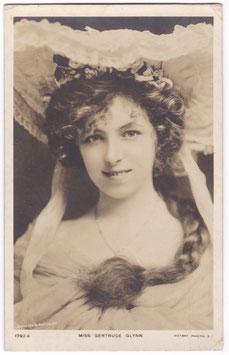 Gertrude Glynn. Rotary 1792 A
