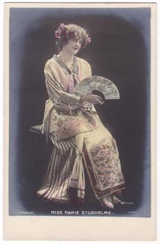 Marie Studholme. Rapid 1187