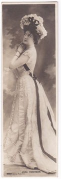 Anna Robinson. Rotary 9068 bookmark