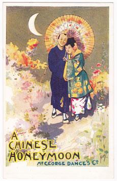A Chinese Honeymoon. David Allen & Sons
