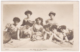 """The Gibson Girls """"The Catch Of The Season"""" Rotary 3225 F"""