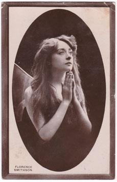 Florence Smithson. Davidson