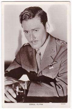 Errol Flynn. Picturegoer 1043b