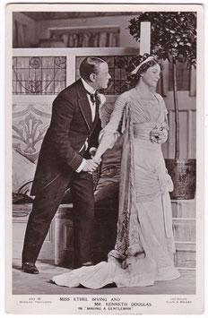 "Ethel Irving and Kenneth Douglas  ""Making A Gentleman"" Beagles 453 M"