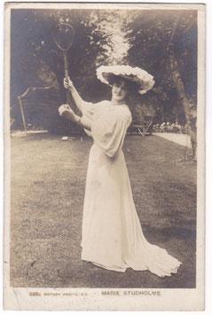 Marie Studholme. Rotary 222 Z
