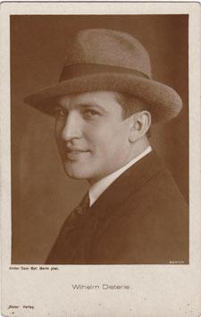 Wilhelm Dieterle. Ross Verlag 3201/1