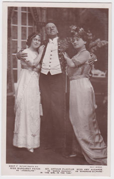 "Margaret Paton, Arthur Playfair, Amy Augarde ""The Girl In The Taxi"" Rotary 6907 F"