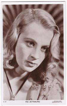 Mai Zetterling. Picturegoer W 446
