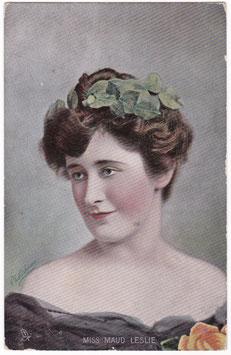 Maud Leslie. Tucks 4469