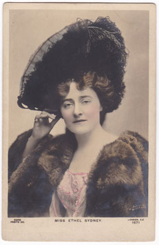 Ethel Sydney. Rapid 1571