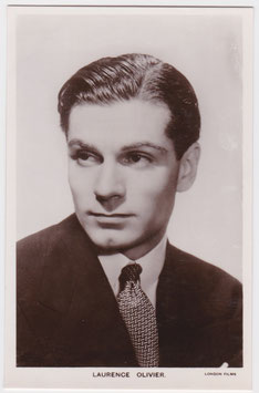 Laurence Olivier. Picturegoer 695b. Plain back