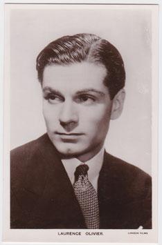 Laurence Olivier. Picturegoer 695b. Plain back