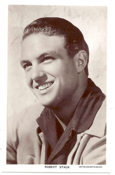 Robert Stack. Picturegoer 1434