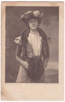 Sybil Carlisle. Biograph Studio