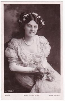 Sylvia Storey. Rotary 4035 B